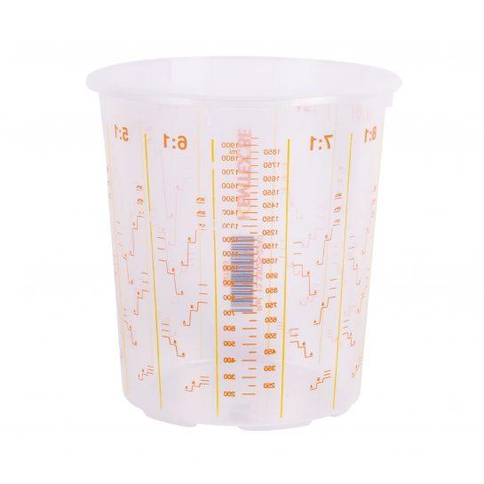 Mengbeker - 2,3 liter